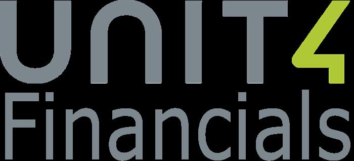 unit4 financials logo