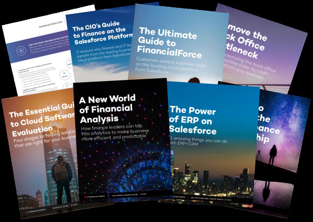 FinancialForce resources